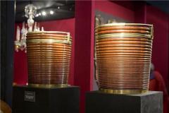 PAIR IRISH PEAT BUCKETS IRISH 1795 - 2091389