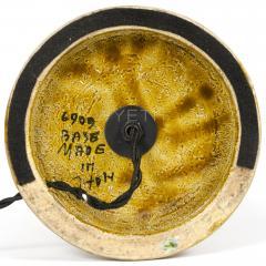 PAIR OF CERAMIC TABLE LAMPS - 1646004