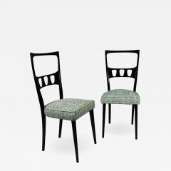 PAIR OF CHAIRS TURIN 1950 - 1628588