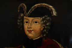 PAIR OF EARLY 18TH CENTURY ROYAL PORTRAITS - 1271926