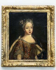 PAIR OF EARLY 18TH CENTURY ROYAL PORTRAITS - 1271932