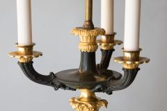 PAIR OF EARLY 19TH CENTURY CANDELABRA CONVERTED TO TABLE LAMPS - 1269250