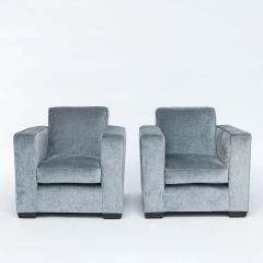 PAIR OF FRENCH ART DECO ARMCHAIRS - 1055149