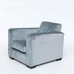 PAIR OF FRENCH ART DECO ARMCHAIRS - 1055150