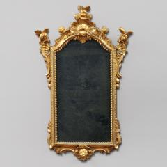 PAIR OF LATE BAROQUE GILTWOOD MIRRORS - 720302