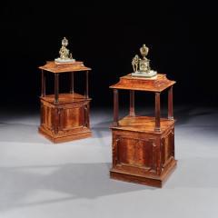 PAIR OF MATTHEW BOULTON VENUS PARFUMERIE VASES ENGLISH CIRCA 1775 - 2029127