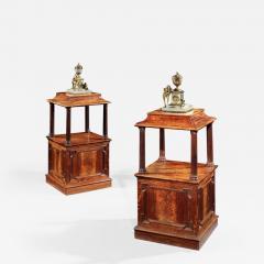 PAIR OF MATTHEW BOULTON VENUS PARFUMERIE VASES ENGLISH CIRCA 1775 - 2030224