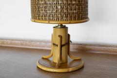 PETITE FRENCH BAMBOO LAMP - 1068136