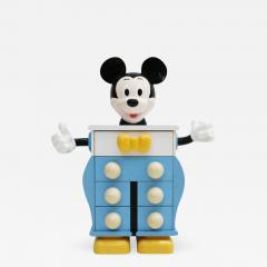 PIERRE COLLEU MICKEY MOUSE NIGHT STAND DESIGNED BY PIERRE COLLEU EDITED BY STARFORM  - 709333