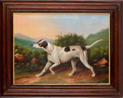 PORTRAIT OF A HOUND CIRCA 1840 - 1338041