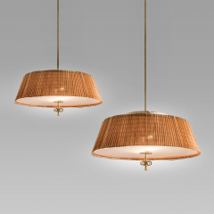 Paavo Tynell A Pair of Pendants by Paavo Tynell for Taito Oy - 1909716