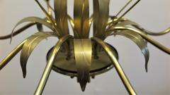 Paavo Tynell Brass Chandelier by Paavo Tynell For Limburg - 1570493
