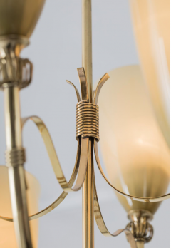 Paavo Tynell Chandelier by Paavo Tynell for Taito Oy - 1909705