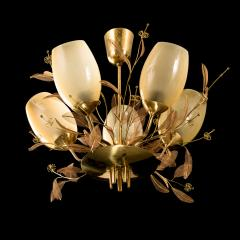 Paavo Tynell Five Arm Chandelier Model 9029 5 - 535567