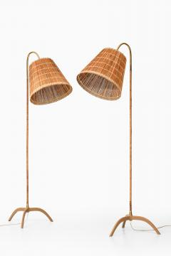 Paavo Tynell Floor Lamps Model 9609 Produced by Taito Oy - 2119920