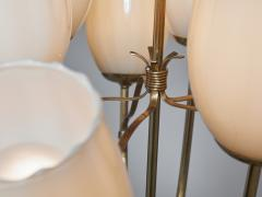 Paavo Tynell Paavo Tynell Chandelier for Sokos Helsinki House Taito Finland 1950s - 1027363