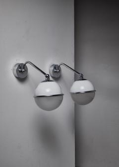 Paavo Tynell Paavo Tynell pair of wall lamps for Taito 1930s - 1235340