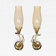 Paavo Tynell Pair of Wall Lights by Paavo Tynell for Idman - 1298646