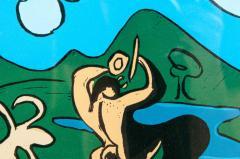 Pablo Picasso Dancing Animals Linocut - 1128735