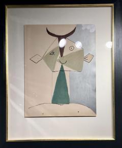Pablo Picasso Pablo Picasso Faunes et Flores dAntibes 1960 - 2118866