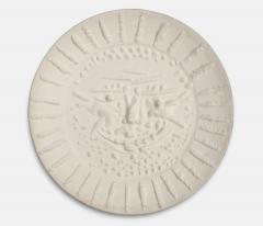 Pablo Picasso Tormented Face Ceramic Plate 1956 - 1125027