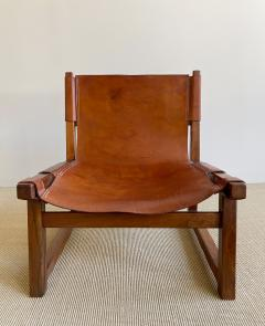 Paco Mu oz Pair of Paco Mu oz Sling chairs - 1979567