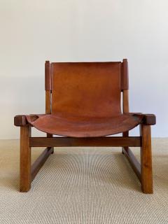 Paco Mu oz Pair of Paco Mu oz Sling chairs - 1979568