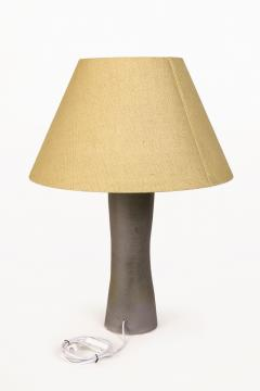Paco Orti Pair of Serge Castella Ceramic Table Lamps for Paco Orti 2019 France - 1139345