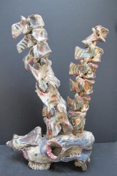 Painted Bones Fetish Assemblage - 337880