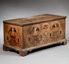 Painted Dower Chest - 219243