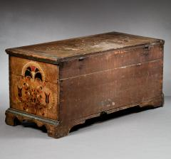 Painted Dower Chest - 219244