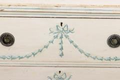 Painted French Chest of Drawers - 1661189