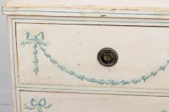 Painted French Chest of Drawers - 1661190