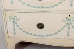 Painted French Chest of Drawers - 1661191