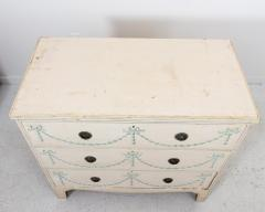 Painted French Chest of Drawers - 1661192