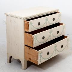 Painted French Chest of Drawers - 1661194