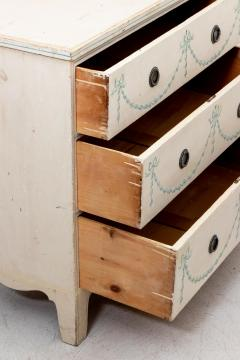 Painted French Chest of Drawers - 1661195
