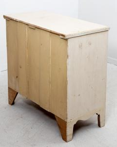 Painted French Chest of Drawers - 1661197