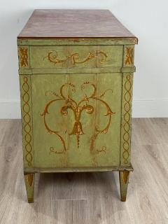 Painted Italian Chest of Drawers Circa 19th Century - 1409164