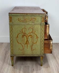 Painted Italian Chest of Drawers Circa 19th Century - 1409167