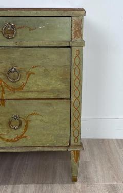Painted Italian Chest of Drawers Circa 19th Century - 1409169