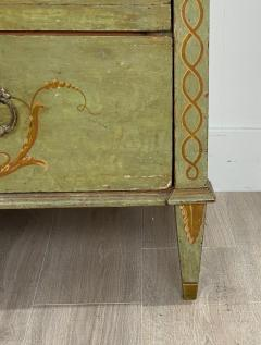 Painted Italian Chest of Drawers Circa 19th Century - 1409171