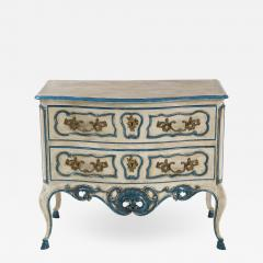 Painted Provencal Commode - 1540219
