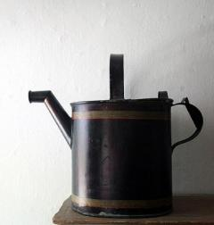 Painted Watering Can American Early 20th Century - 552729