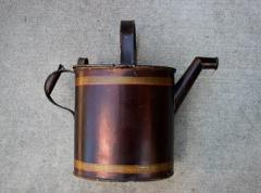 Painted Watering Can American Early 20th Century - 552730