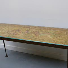 Painted console table - 1523358