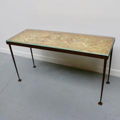 Painted console table - 1523360