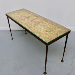 Painted console table - 1523362