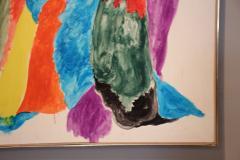 Painting by Gerald Van De Wiele 1962 - 1810310