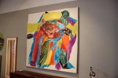 Painting by Gerald Van De Wiele 1962 - 1810313